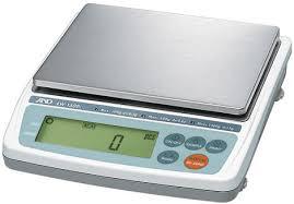 A&D EK 1200i Scale