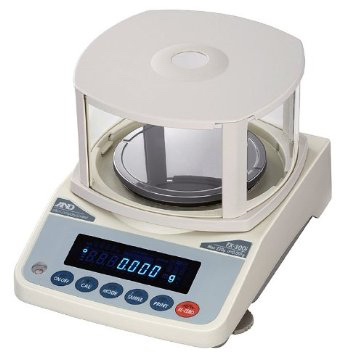 A&D FX 300iN - 300 gram capacity X 0.001 gram accuracy Scale