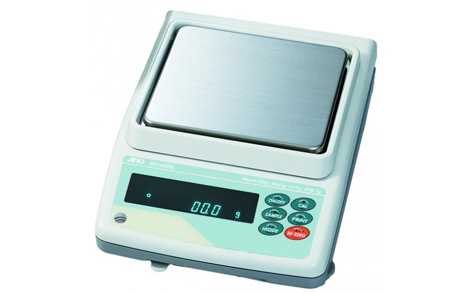 A&D GF 6000N Scale