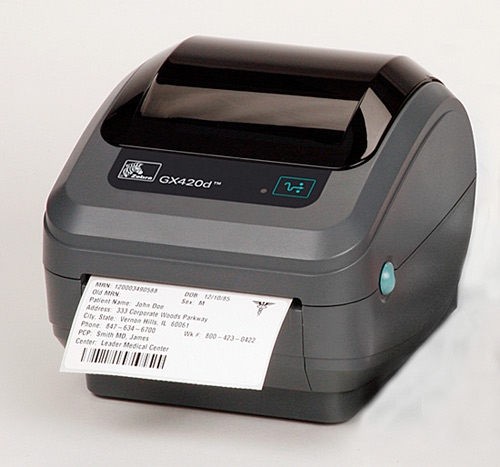 GX420d Direct Thermal Label Printer